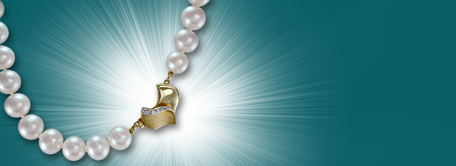 Classic Freshwater Pearl Strand with 14k Clasp