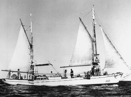 Pearling Lugger